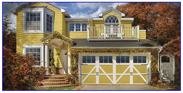 garage door supplier in Vallejo